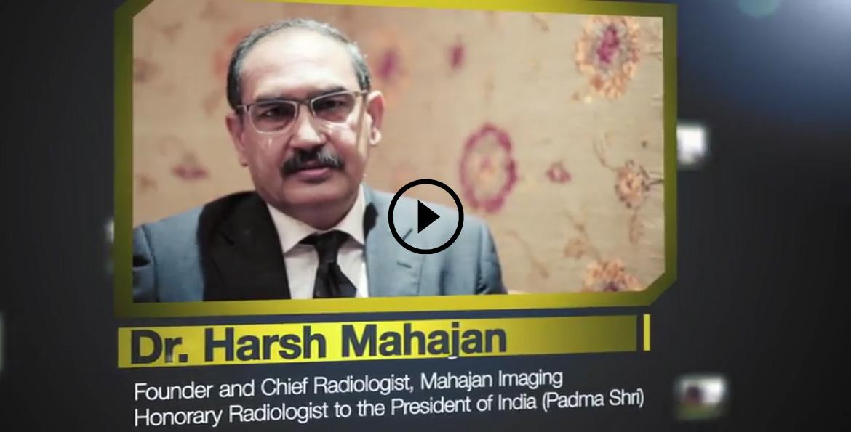 Dr Harsh Mahajan Bold Voice For an inclusive tomorrow
