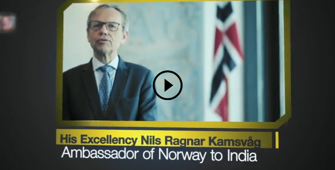 H.e.Nils Ragnar Kamsvag Bold Voice For An Inclusive Tomorrow