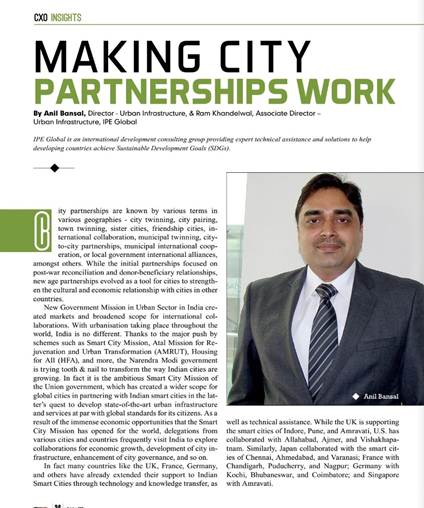 Silicon India covers Anil Kumar Bansal & Ram Khandelwal in an exclusive article