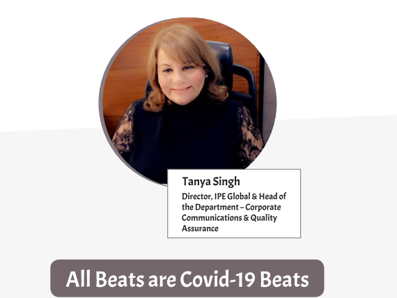 All Beats are COVID-19 Beats