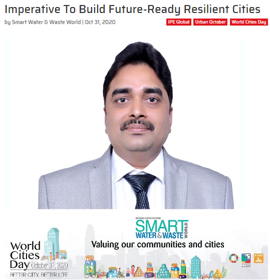 Imperative To Build Future-Ready Resilient Cities