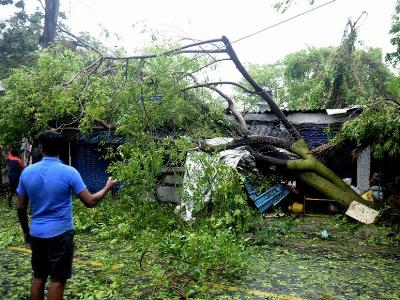 Cyclone waste pile worries Kodungaiyur, Perungudi residents