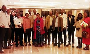 India Today.In features the Ethiopian Government Delegation and IPE Global Meet