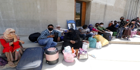 Health Financing to help migrant workers in current situation