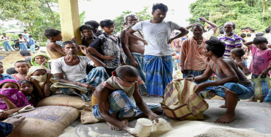 Coronavirus pandemic forces revamp of India's food security programme