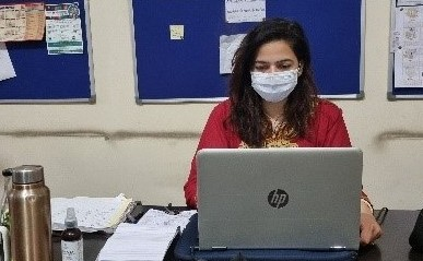 Rational Use of Oxygen at COVID-19 Facilities in J&K